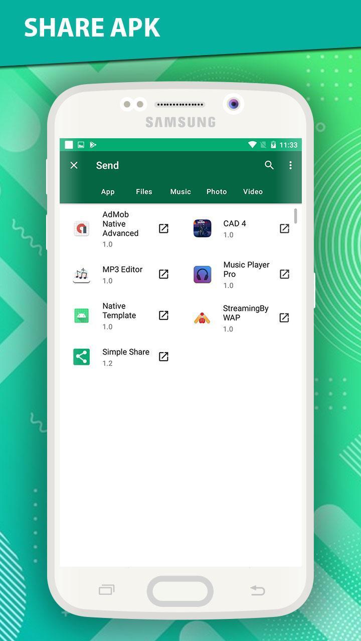 Aplikasi Terbaik untuk Berbagi File APK melalui Android Bluetooth